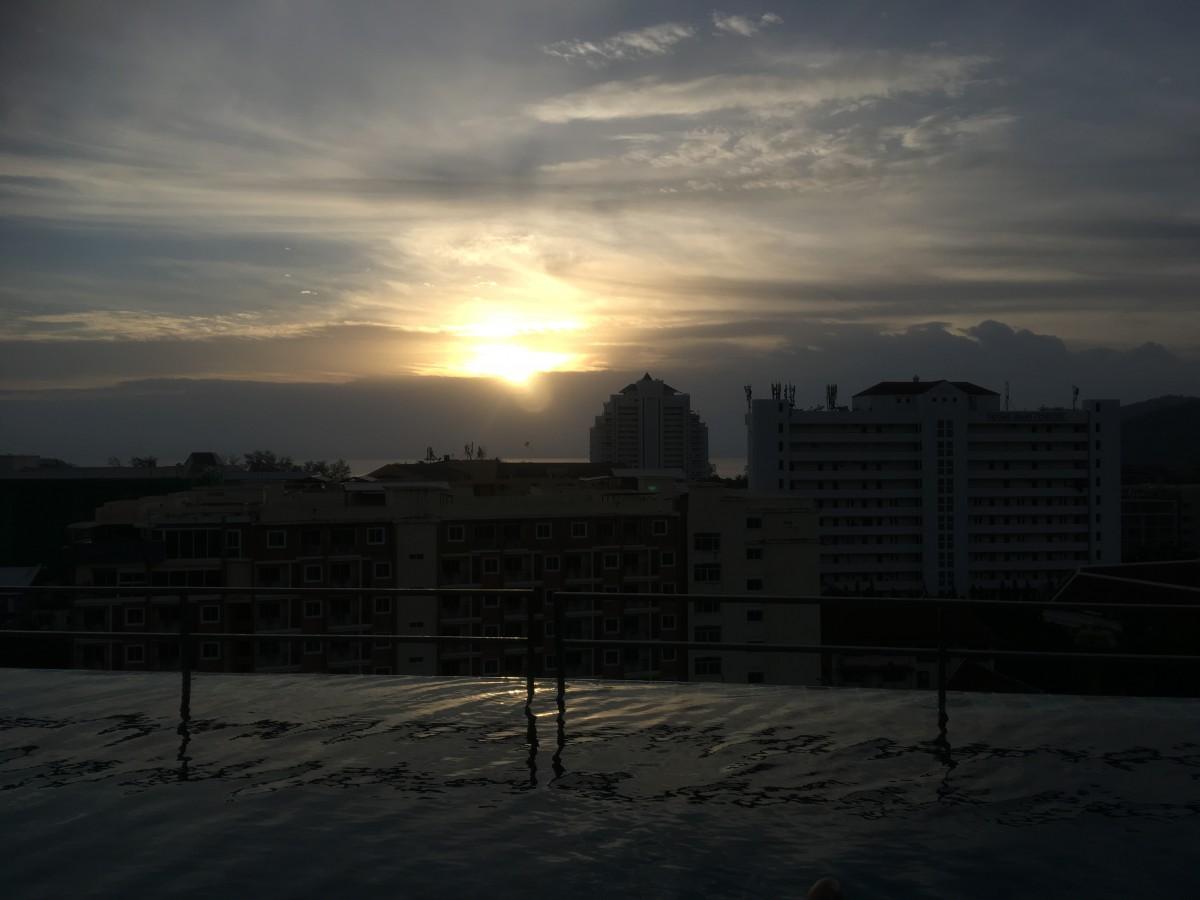 first thai sunset